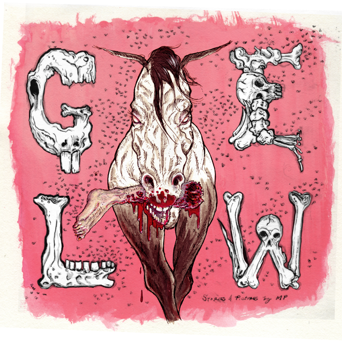 Glew Issue #1 cover